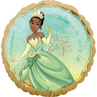 balão Princesa Tiana