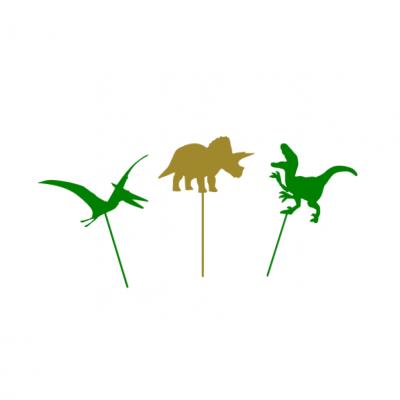 10 Topos Cupcake Dinossauros