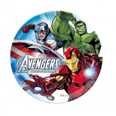 Impressão Avengers