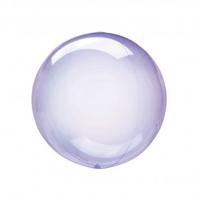 Balão CRYSTAL CLEARZ pequeno Violeta