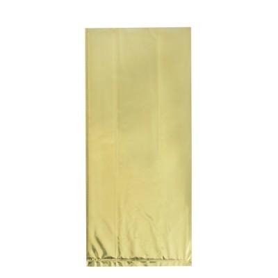 10 Sacos de oferta dourado