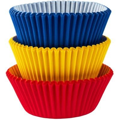 Forma cupcake multicor