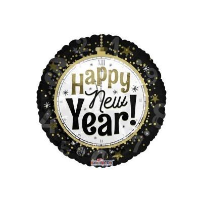 BALÃO FOIL HAPPY NEW YEAR