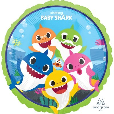 Balão standart Baby shark
