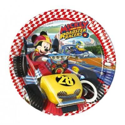 Pratos Mickey piloto