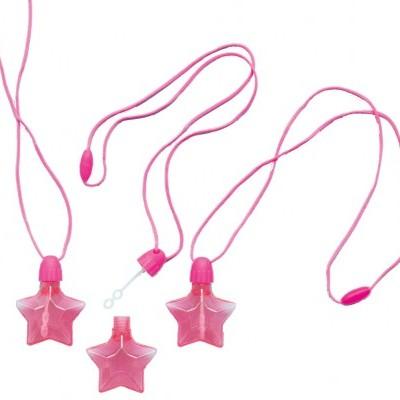 Bolinhas de sabão estrelas