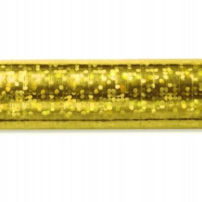 Serpentina - ouro holográfico