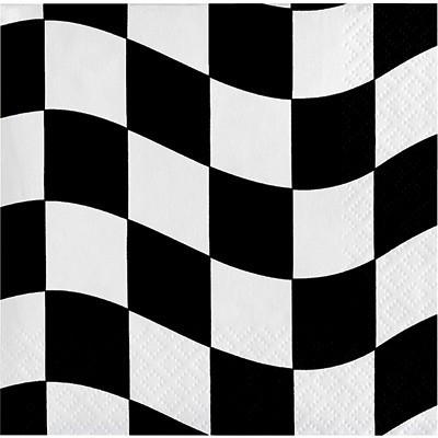 16 Guardanapos S padrão race