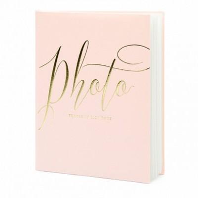 """Album """" Precious moments"""" rosa pastel"""