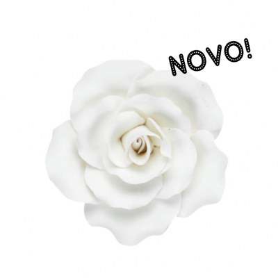 Pasta de flores- Branca