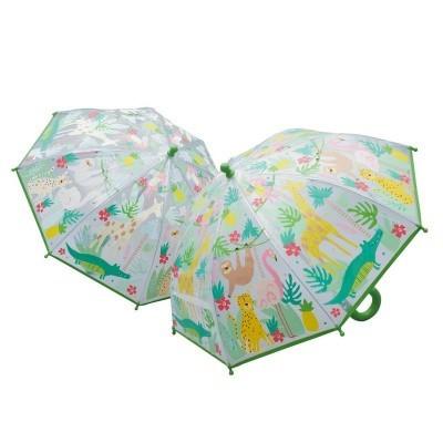 Chapéu de chuva MÁGICO selva