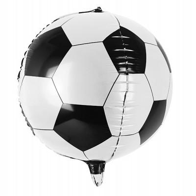 Balão foil bola futebol