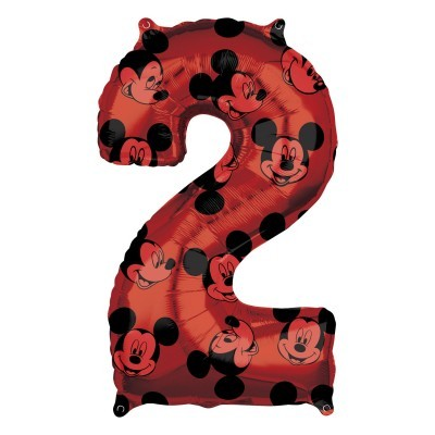 Balão nº 2 Mickey