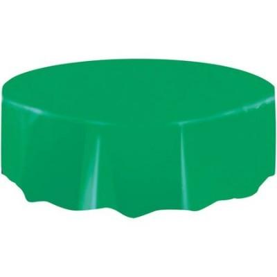 Toalha Redonda Verde