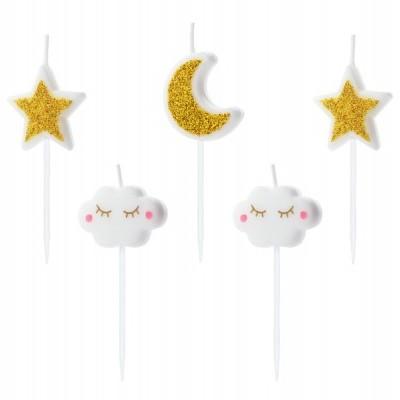 5 Velas Little Star
