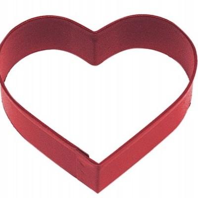 Cortador de bolachas coração