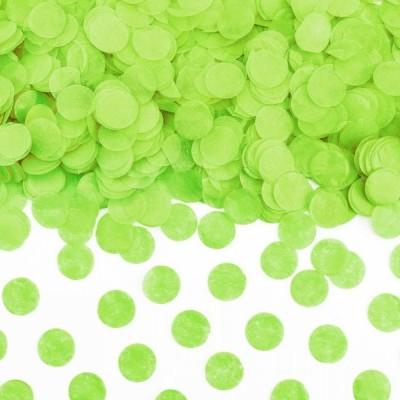 Confetti verde lima 15g