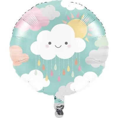 Balão foil Baby shower