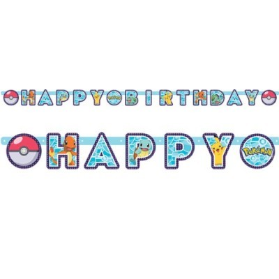 Grinalda happy birthday pokémon
