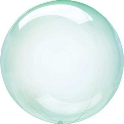Balão CRYSTAL CLEARZ verde