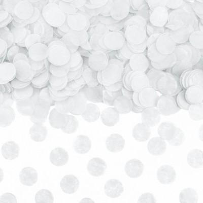 Confetti branco 15g