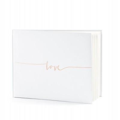 """Livro de honra """" LOVE """""""