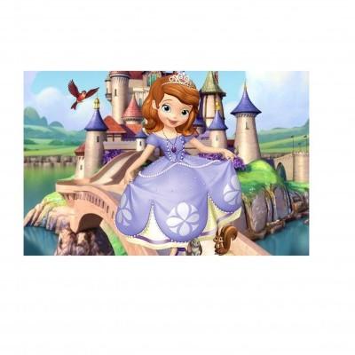 Impressão Princesa Sofia