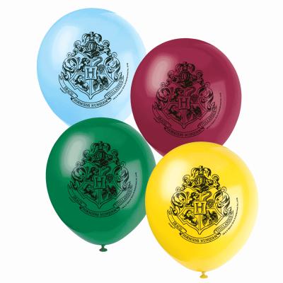 Saco 8 balões latex Harry potter