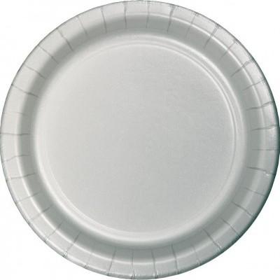 24 pratos prata