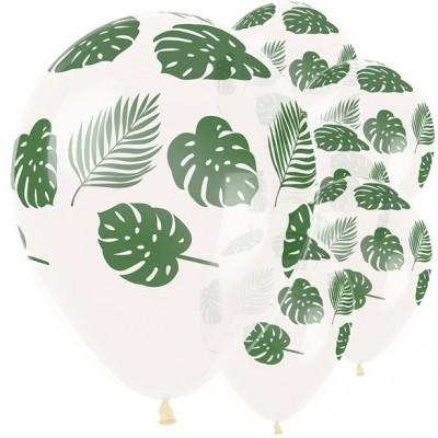 Balão latex Folhas