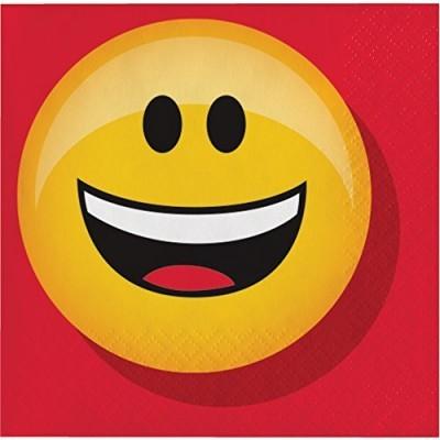 16 Guardanapos emoji