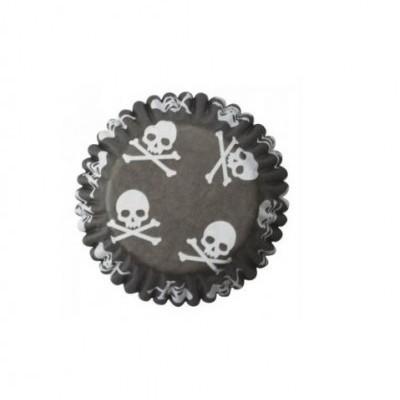 formas cupcake caveira