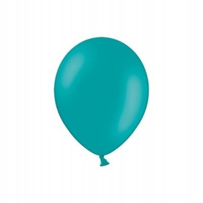 Mini Balão latex 12cm Turquesa