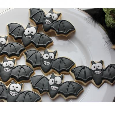 Cortador de bolachas morcego