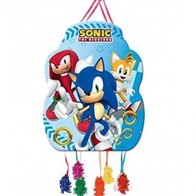Pinhata de perfil Sonic