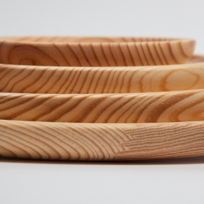 Prato madeira 18cm