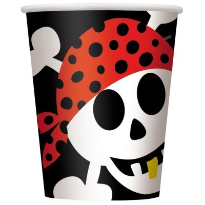 Copo pirata 9oz