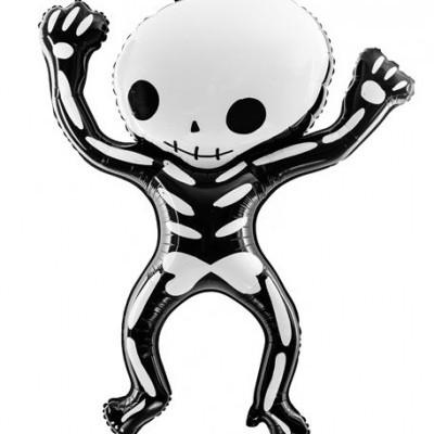 Balão supershape esqueleto