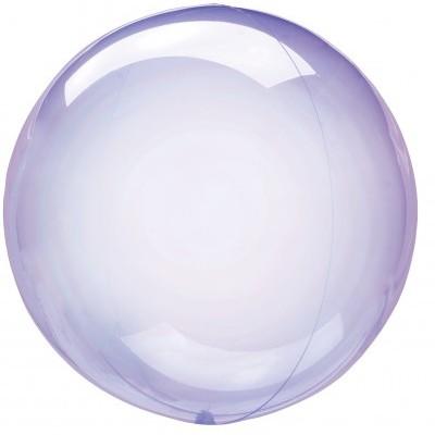 Balão CRYSTAL CLEARZ violeta