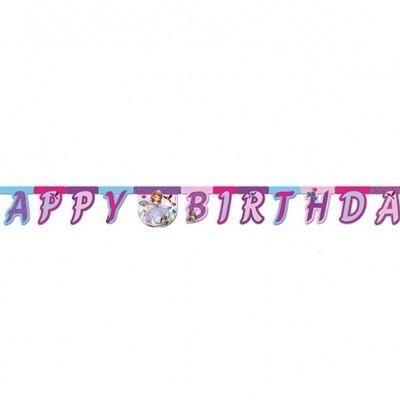Grinalda HAPPY BIRTHDAY Recortada