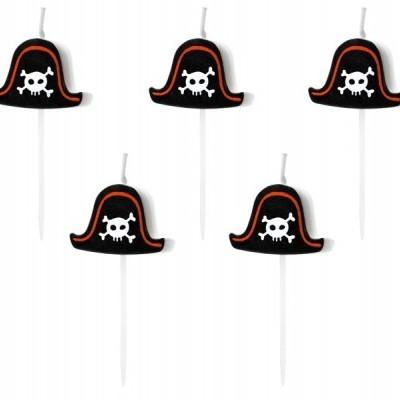 Velas pirata