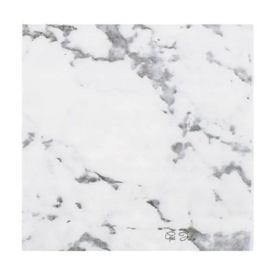 8 guardanapos marmore ouro