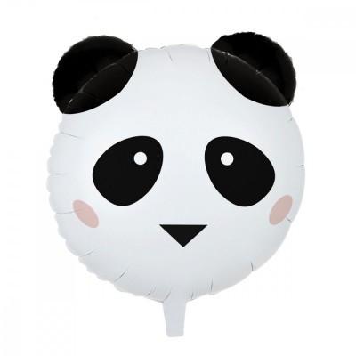 Balão cabeça panda 37cm