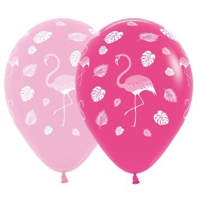 Balão latex Flamingo