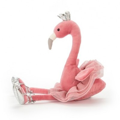 Flamingo Jelly cat