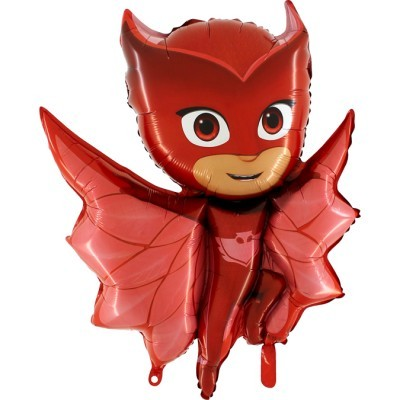 Balão foil PJ Masks Owlette