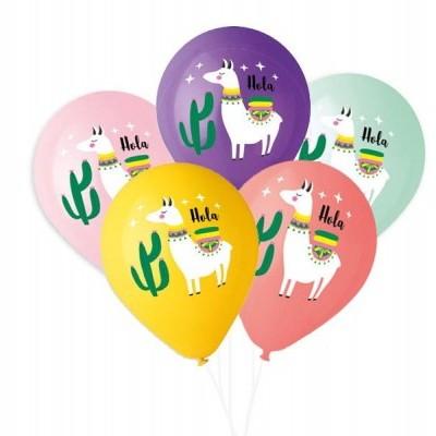 Balão latex Lama