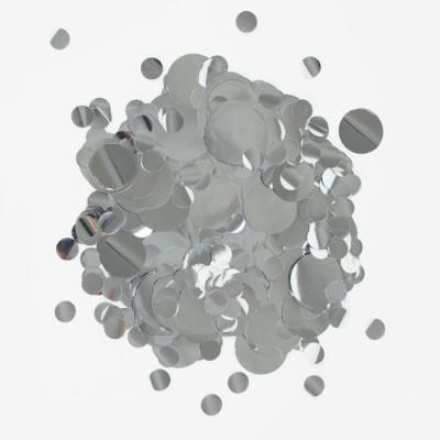 Confetti prata metálico