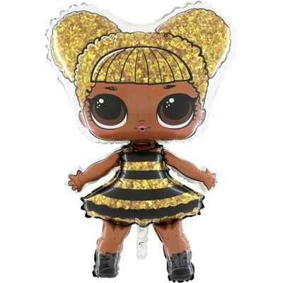 Balão supershape  LOL Surprise Queen bee