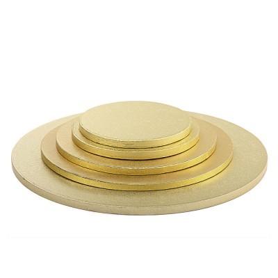 Base redonda - Ouro - 38cm